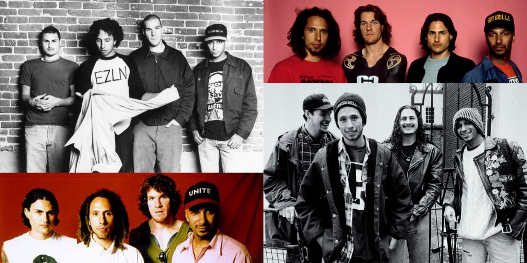 Artists to Love: Rage Against theMachine