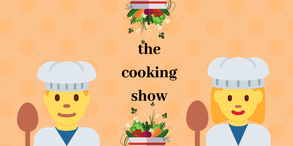 Playlist Time: The Cooking Show